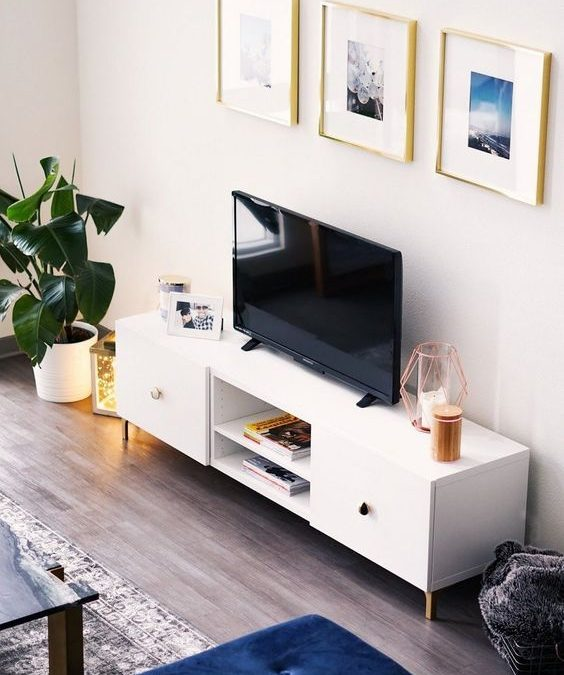 12 Stunning and Inspiring Designs for Cool TV Units